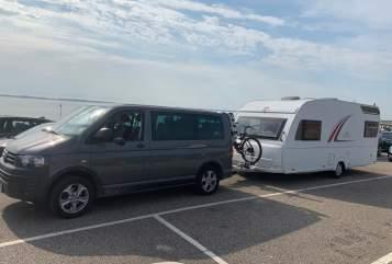 Caravan Bürstner  Raumwunder NEU in Kirchgellersen huren van particulier