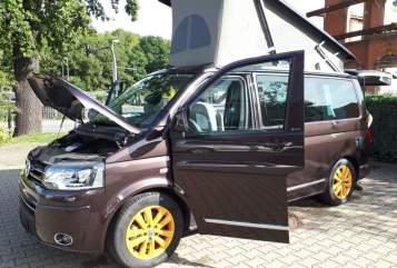 Kampeerbus VW Wanda in Panketal huren van particulier