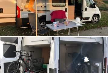 Buscamper Fiat / Weinsberg Paulchen II in München huren van particulier