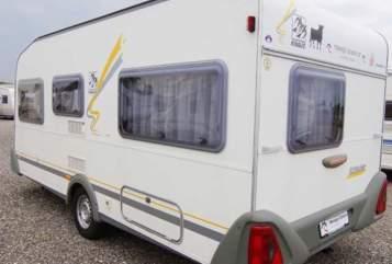 Caravan Knaus  Südwind in Mattighofen huren van particulier