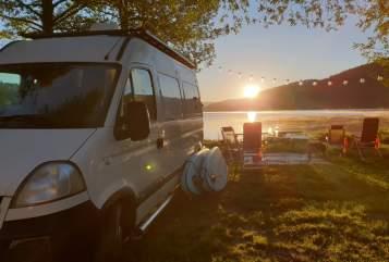 Buscamper Opel Camper HANNES in Utrecht huren van particulier