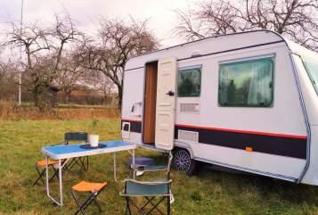 Caravan Adria Adria Camper in Baltmannsweiler huren van particulier