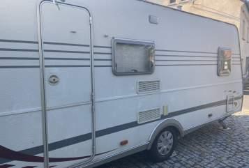 Caravan Corado Sunlight Sunny in Weinböhla huren van particulier