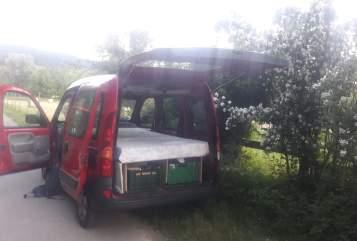 Overige Renault Kangoorossa in Freiburg im Breisgau huren van particulier