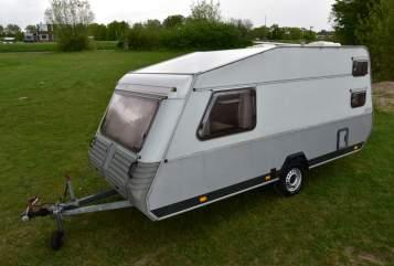 Caravan Kip KIPlekker! in Almere huren van particulier