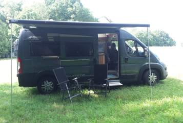Buscamper Pössl Baltasar in Nümbrecht huren van particulier
