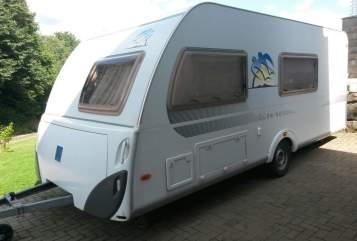 Caravan Knaus Klima-Knäusel in Wickede (Ruhr) huren van particulier