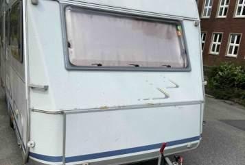Caravan Dethleffs FreKi in Gladbeck huren van particulier