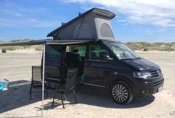 Kampeerbus Volkswagen Multi Camper in Lilienthal huren van particulier