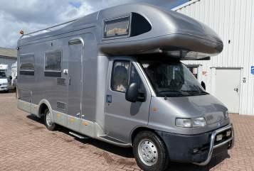 Alkoof Knaus Traveller  Ruime&Robuust  in Venlo huren van particulier