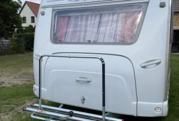 Caravan Dethleffs Pauli in Finsterwalde huren van particulier