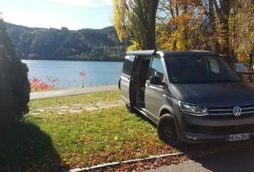 Kampeerbus Volkswagen  California Ocean Edition 204PS DSG in Neustadt an der Waldnaab huren van particulier