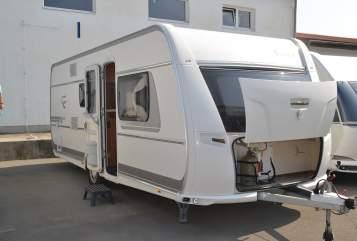 Caravan Fendt Sigiriya II in Stahnsdorf huren van particulier