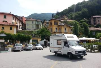 Alkoof Fiat -JO in Singen (Hohentwiel) huren van particulier