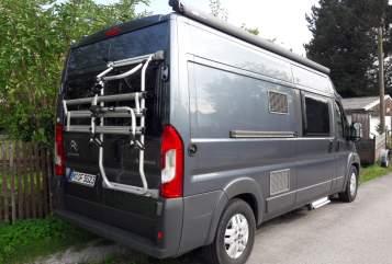 Buscamper Citroen  Hans Dampf in München huren van particulier