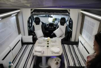 Halfintegraal CHAUSSON DAMUR (Chausson Welcome 640) - Best for two :) in Olfen huren van particulier