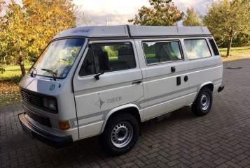 Kampeerbus Volkswagen Werner in Mönkhagen huren van particulier