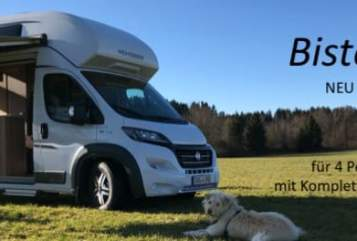 Buscamper Weinsberg Bistecca in Schongau huren van particulier
