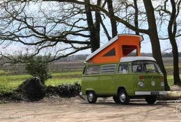 Buscamper Volkswagen Volkswagen T2 Westfalia in Diemen huren van particulier