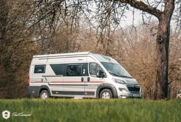 Buscamper Adria mit.kuddel.unterwegs in Kiel huren van particulier
