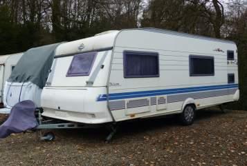 Caravan Hobby  Family-WoWa in Leverkusen huren van particulier