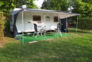 Caravan Knaus Huby-WoWa mit Klimaanlage und Mover (Rangierhilfe) in Osnabrück huren van particulier