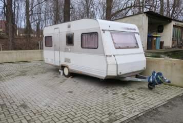 Caravan Dethleffs Rondo in Radibor huren van particulier