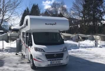 Alkoof Sunlight Big Family für 6 Personen in Straußfurt huren van particulier