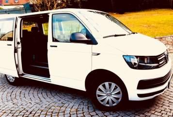Kampeerbus Volkswagen T6 Balu  in Mosbach huren van particulier