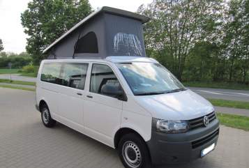 Kampeerbus VW Jimi  in Steinheim an der Murr huren van particulier