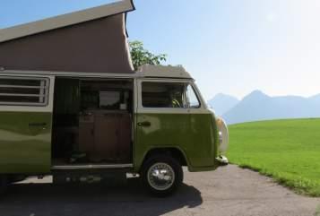 Kampeerbus Volkswagen  Scover in Asperen huren van particulier