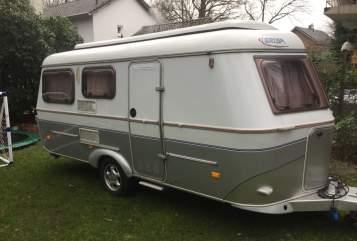 Caravan Eriba Eriba Touring in Rosmalen huren van particulier