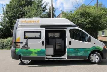 Buscamper Renault  Coole camper 2 in Amersfoort huren van particulier