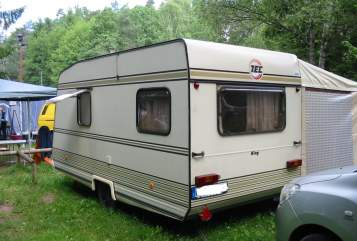 Caravan TEC TEC King 440T in Mainz huren van particulier