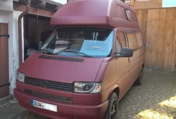 Kampeerbus Volkswagen Boncamino 1 in Kirchheim an der Weinstraße huren van particulier
