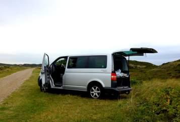 Kampeerbus VW Bruno in Schaprode huren van particulier