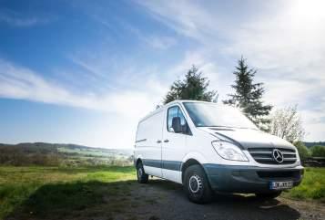 Kampeerbus Mercedes Benz inkognito in Ehringshausen huren van particulier