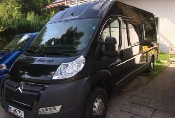 Buscamper Pössl Pössl 2Win - OBB  in Waakirchen huren van particulier