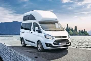 Kampeerbus Ford Nugget in Kaisersesch huren van particulier