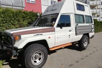 Overige Toyota Landcruiser  Mate I in Sindelfingen huren van particulier