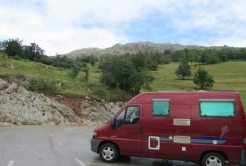 Buscamper Peugeot Freedolin in Gersthofen huren van particulier