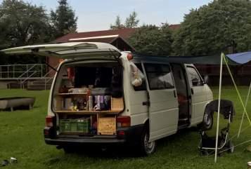 Kampeerbus Volkswagen KaMa in Mannheim huren van particulier