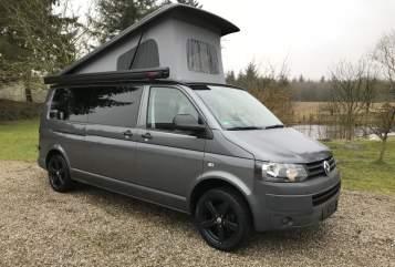 Kampeerbus VW Küstenbulli 4  in Karlum huren van particulier