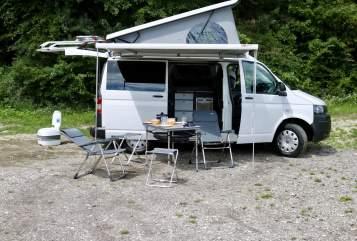 Kampeerbus VW Procyon in Schrobenhausen huren van particulier