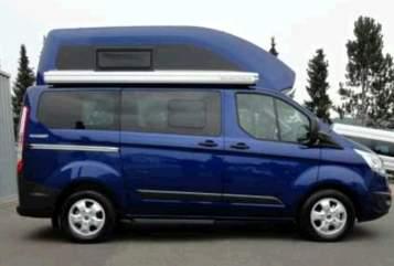 Kampeerbus Ford Sunny in Rieden huren van particulier