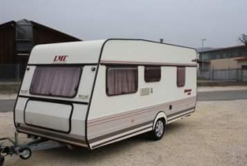 Caravan LMC Siesta in Uhldingen-Mühlhofen huren van particulier