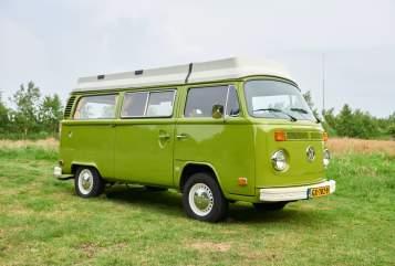 Kampeerbus Volkswagen Bus California in Drachten huren van particulier