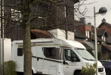 Halfintegraal Fiat Caradoline in Bonn huren van particulier