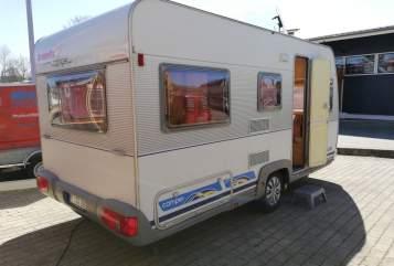 Caravan Dethleffs Dethleffs 430BD in Aichwald huren van particulier