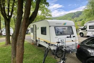 Caravan Knaus Holidays in Pfungstadt huren van particulier